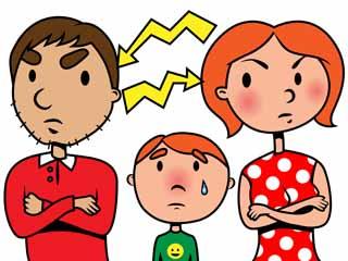 Skilsmässa med barn - Ansökan om gemensam äktenskapsskillnad