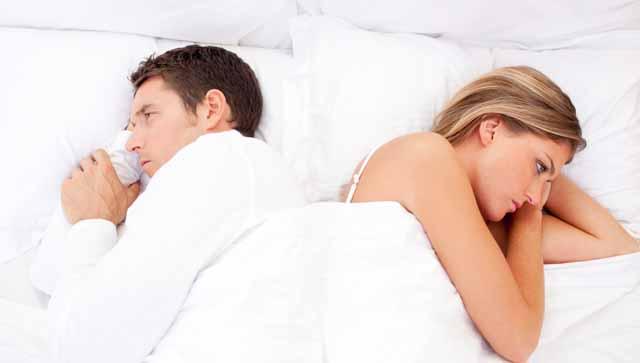 Äktenskapsskillnad - Skiljas eller inte?