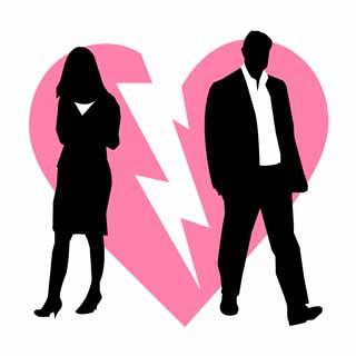 Ansökan om äktenskapsskillnad